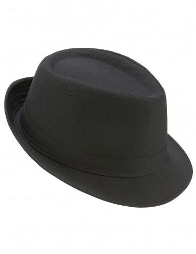 Borsalino Gangster-Hut schwarz