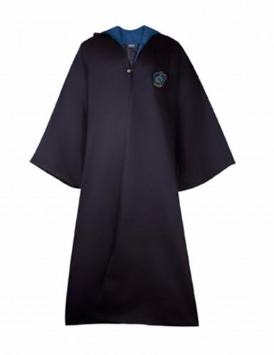 Ravenclaw-Robe Lizenzkostüm für Erwachsene schwarz