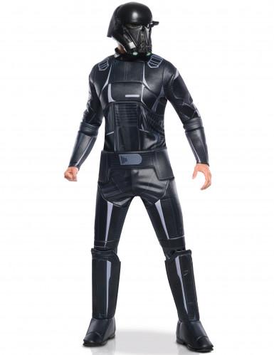 Star Wars™ Death Trooper™ Herrenkostüm Lizenzware schwarz