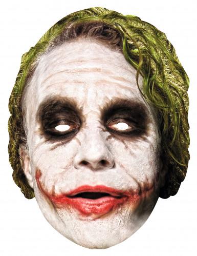 Joker™-Maske The Dark Knight™-Lizenzartikel bunt
