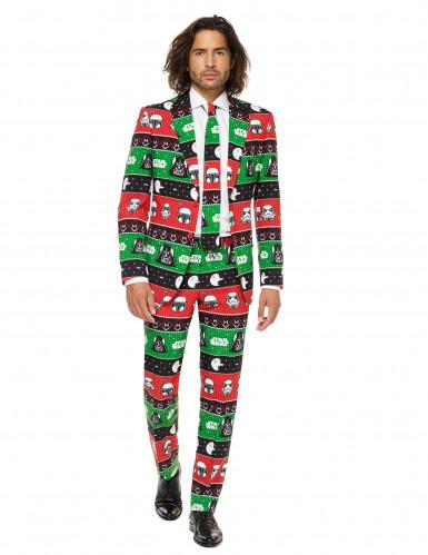 Star Wars™ Opposuits™ Weihnachtsanzug für Herren Lizenzware bunt