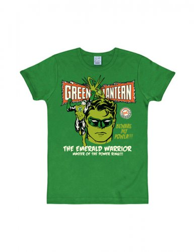 DC Green Lantern T-Shirt Slim Fit grün