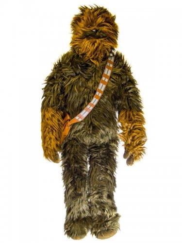 Chewebacca-Plüschfigur Star Wars™ Lizenzartikel Halloween-Deko braun 95cm