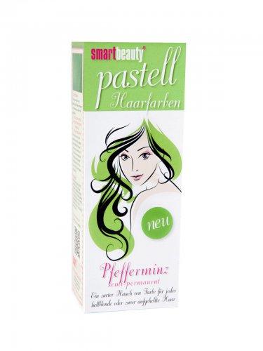 Smart Beauty Pastell Haartönung semi-permanent hellgrün 20 ml