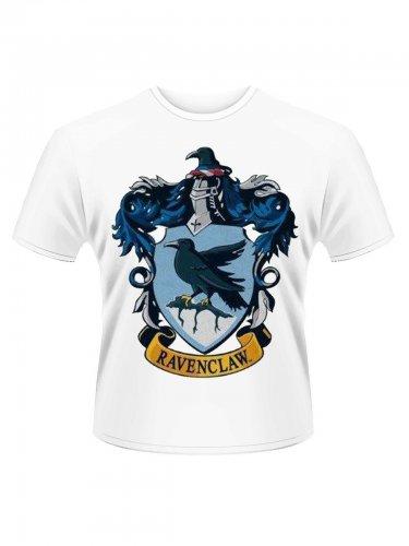 Ravenclaw T-Shirt  Harry Potter Lizenzartikel weiss-blau