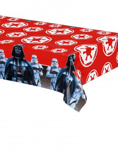 Star Wars Final Battle™ Tischdecke schwarz-weiss-rot 120x180cm
