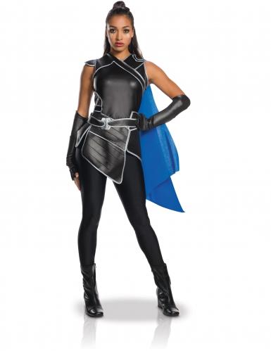 Walküre-Deluxekostüme für Damen Thor Tag der Entscheidung™ schwarz-blau