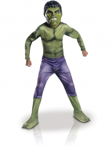 Hulk™-Kinderkostüm Thor Ragnarok™ grün-lila