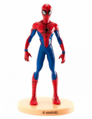 Spiderman™-Dekofigur Dekoration blau-rot 9cm