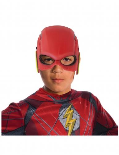 Flash™-Kindermaske rot-gelb