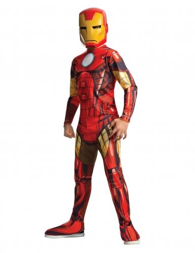 Iron Man™-Kostüm für Jungen bunt
