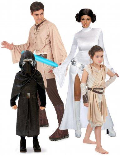 Star-Wars™-Familienkostüm 4 Kostüme