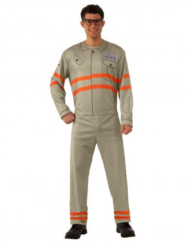 Kevin-Kostüm Ghostbusters™ Halloween-Kostüm beige-orange