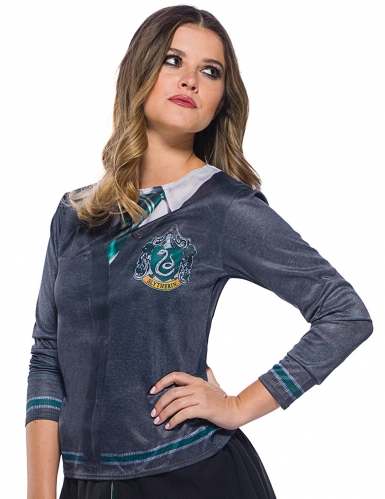 Harry Potter™ Slytherin T-Shirt für Damen bunt