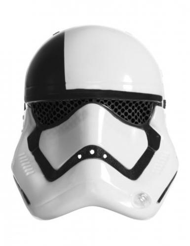 Executioner Trooper Halbmaske Star Wars The Last Jedi™ schwarz-weiss
