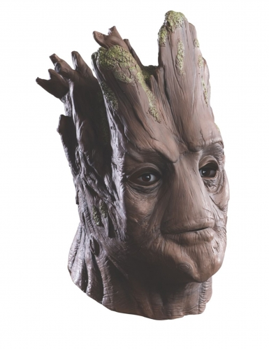 Groot™-Deluxemaske für Erwachsene braun-grün