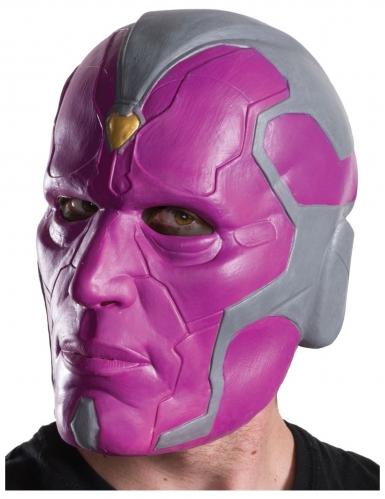 Vision™-Maske für Erwachsene Avengers™ grau-violett