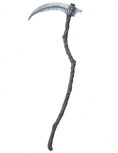 Halloween-Sense für Erwachsene 3-teilig braun-grau 150 cm