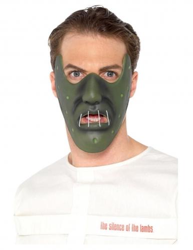 Hannibal Lecter™-Lizenzmaske für Herren grün