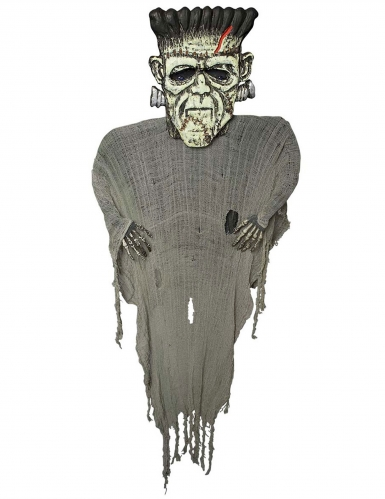Berühmtes Monster Hängedeko grün-grau 190 cm