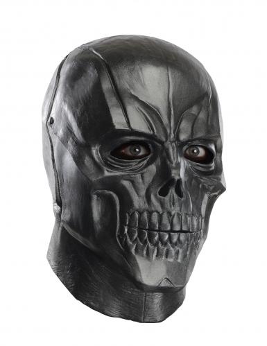 Black Mask™ Vollmaske für Erwachsene Batman™ schwarz