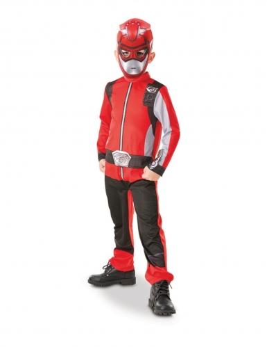 Power Rangers™-Kostüm für Jungen Power Rangers Beast Morpher™ rot-schwarz
