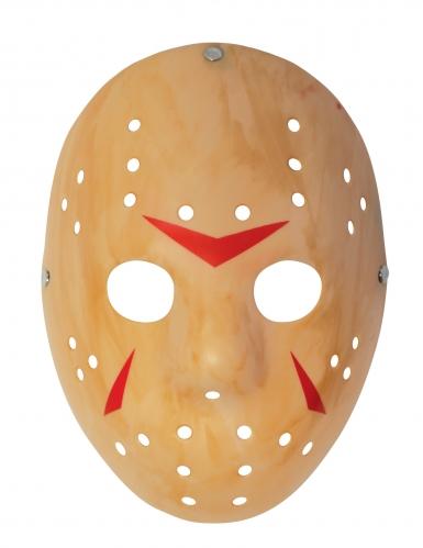 Jason-Voorhees™-Maske für Erwachsene Freitag der 13.™