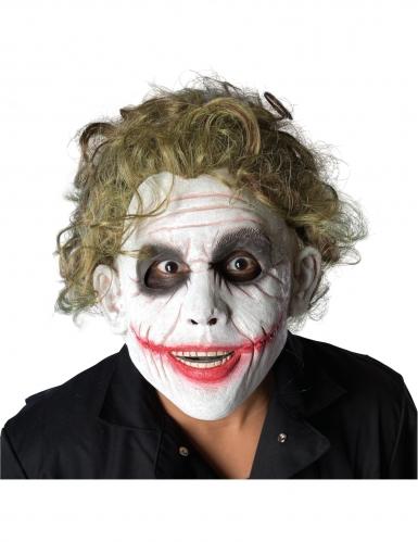 Joker™-Perücke für Herren DC™ Halloween-Zubehör grün