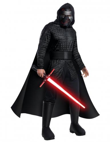 Kylo-Ren™-Kostüm für Herren Deluxe Star Wars™ schwarz