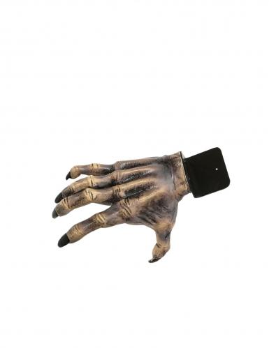 Abgetrennte Hand Zombie-Deko 24 cm