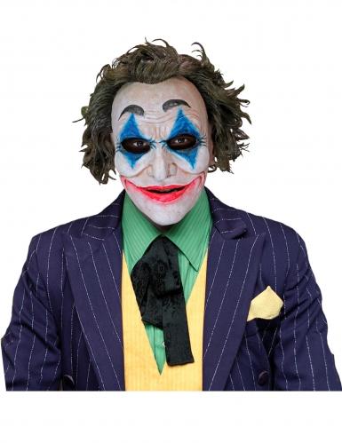 Horror-Clown-Maske für Herren Arthur Halloween-Maske bunt