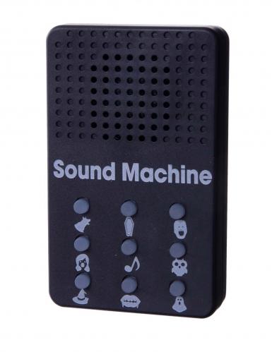 Sound-Machine Grusel-Geräusche Halloween schwarz