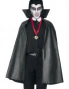 Halloween-Vampirumhang für Erwachsene schwarz