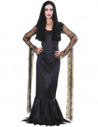 Morticia Kleid Addams Family™ schwarz