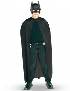 Batman™ Accessoire-Set für Kinder Umhang und Maske schwarz