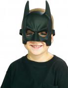 Batman™-Lizenzmaske für Kinder schwarz