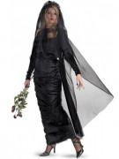 Schwarze Witwe Kostüm
