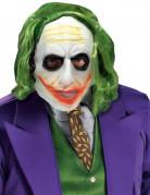 Joker Maske Deluxe Lizenzartikel weiss-grün-rot