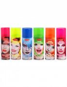 Neon-Haarspray für Halloween 125ml