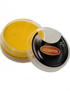 Aqua Makeup in der Dose Schminke gelb 14g