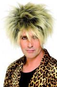80er Jahre Punk Perücke blond