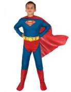 Superman™-Kostüm für Jungen rot-blau-gelb