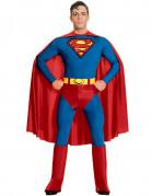 Superman™-Lizenzkostüm für Herren rot-gelb-blau