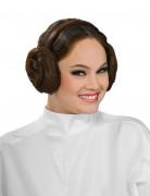 Prinzessin Leia™-Haarband Star Wars™ braun