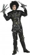 Edward mit den Scherenhänden™-Kostüm schwarz-silberfarben