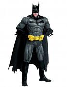 Batman™-Sammelkostüm Deluxe für Herren schwarz-grau-gelb