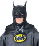 Batman™-Maske Halloween-Accessoire schwarz-gelb