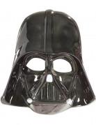 Darth Vader™Maske für Kinder Star Wars™ schwarz