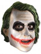 Schaurige Joker™-Maske fuer Erwachsene Lizenzartikel bunt