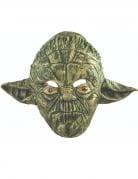 Yoda ™ Lizenzmaske für Erwachsene grün